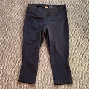 Lucy Powermax Hatha cropped leggings